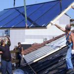 Installazione impianto solare termico in Condominio a Milano